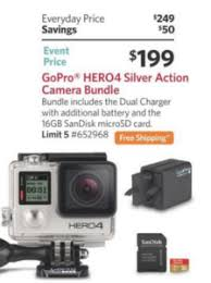 gopro hero 4 black friday 2017 sam u0027s club black friday deals 2016 full ad scan the gazette review
