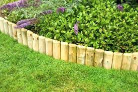 Timber Garden Edging Ideas Fence Edging Ideas Timber Garden Edging Ideas Garden Fence Edging