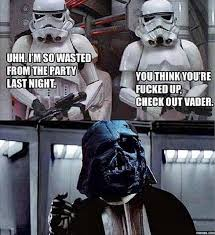 Vader Meme - star wars may the best memes be with you
