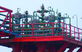 offshore wellhead christmas tree wellhead and christmas tree