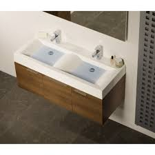 Double Vanity Basins Envy 1200mm Double Wall Mounted Unit Excludes Basin Roper Rhodes