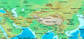 Turkestan Map Elmarco U0027s Web The Silk Road