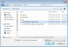 how do i open apk files debugging arbitrary apk files with visual studio visualgdb tutorials