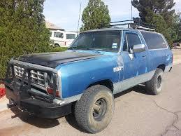Dodge Ram Wagon - 1984 exploration ramcharger dodge ram ramcharger cummins jeep