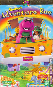 2020 Other Images Barney And by Barney U0027s Adventure Bus Vhscollector Com Your Analog Videotape