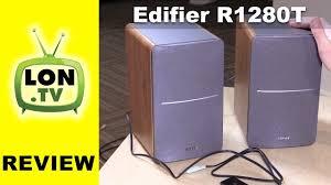 Bookshelf Powered Speakers Edifier R1280t Speakers Review 99 Powered Bookshelf Speakers