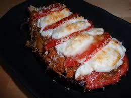 cuisiner les c es frais aubergine farcie au quinoa et chèvre frais 7 5pts ww le régime ww
