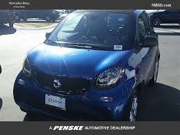 2017 new smart fortwo electric drive pure coupe at mercedes benz