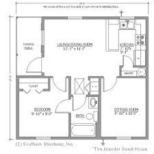 floor plans with guest house guest house floor plan house design plans