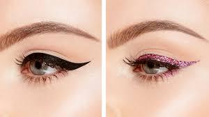 Eye Liner glitter pop peel eyeliner faced