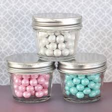 wedding favor jars favor jars