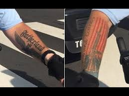 philadelphia police officer investigated for wearing tattoo