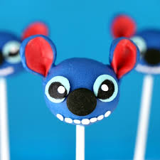 cake pops lilo stitch stitch cake pops recipes family disney