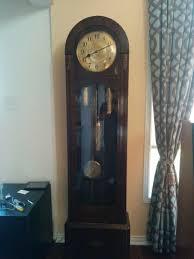 grandfather clock round top german grandfather clock collectors weekly