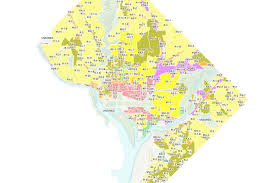 Austin Zoning Map by D C U0027s New Zoning Boundaries Mapped Curbed Dc