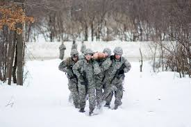 soldiers can mix camo patterns for cold weather gear article