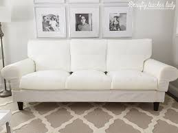 Karlstad Sofa Slipcover by Crypton Sofa Cover Patio Furniture Covers Ideas