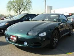 mitsubishi 3000gt 2005 1995 panama green pearl metallic mitsubishi 3000gt coupe 8401802