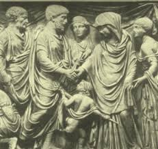 banchetti antica roma il matrimonio nel mondo greco romano