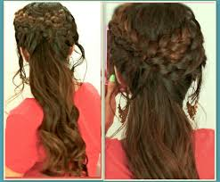 homeco g hairstyles half up half down curly updo hairstyles for