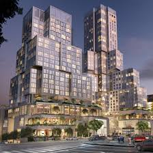 frank gehry floor plans frank gehry updates the grand mixed use development for downtown la