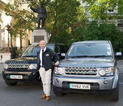 land rover discovery expedition land rover supports ben saunders u0027 bid to complete captain scotts