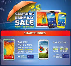 android tablets on sale samsung galaxy android phones tablets rainy day sale until