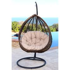 chairs furniture hammock chair swing indoor stand for rattan