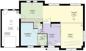 plan de maison a etage 5 chambres plan de maison basse 5 pieces