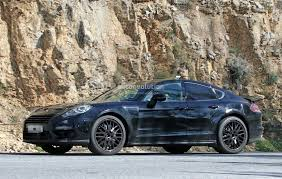 when did the porsche panamera come out porsche does not rule out panamera coupe it could come after