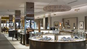 saks fifth avenue debuts the vault an elite jewelry boutique robb