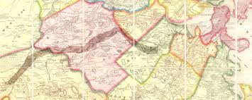 Massachusetts Map File Cochituate Aqueduct Massachusetts Map 1852 Jpg Wikimedia