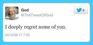 Tweet Meme - tweet from god lolsnaps com