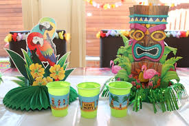luau party ideas hawaiian luau party with desert table and chic party ideas