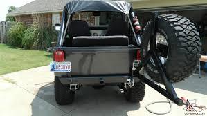 charcoal black jeep jeep cj 5 frame off restoration 304 v8 charcoal metallic grey