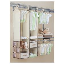 Baby Room Closet Organizer New Delta Nursery Closet Organizer Roselawnlutheran