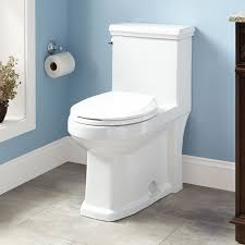 Toilets For Small Bathroom Koenig Siphonic Round One Piece Toilet Ada Compliant Bathroom