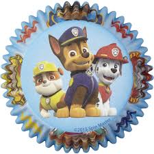 paw patrol standard baking cups 415 7900 country kitchen sweetart