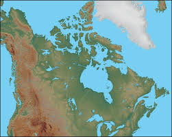 blank political map of canada physical map of canada canada political map