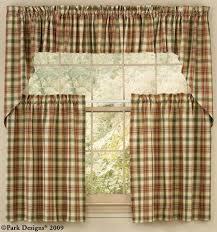 Park Design Valances Home Decor Curtains Valances Tiers Fishtail Swags Panels