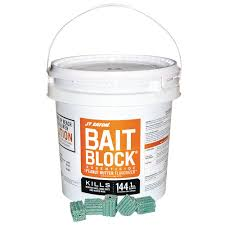 Two Bad Mice Jt Eaton Bait Block Peanut Butter Flavor Anticoagulant Rodenticide