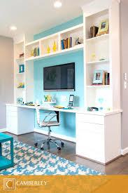 Desk And Bookshelf Combo Shelves Modern Shelf Combined Desk And Shelf Unit Minimalist