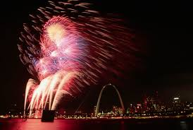 20 top picks for july 4th 2017 fireworks in st louis