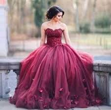 robes de mari e bordeaux robe de mariée robe de mariée bordeaux style princesse purnima