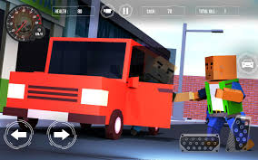 zombie survival truck blocky call hero survival zombie battlefield android apps on