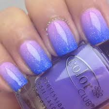 213 best gradient ombre nails images on pinterest nail nail