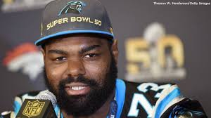 Blind Convention The Blind Side U201d Subject Oher Released By Panthers Fox6now Com