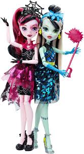 monster dance fright draculaura doll dnx33