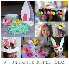 Easter Hat Decoration Ideas by 25 Easter Hat Ideas For Easter Bonnet Parades The Organised
