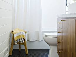 wood white gold bathroom remodel the vintage rug shop the